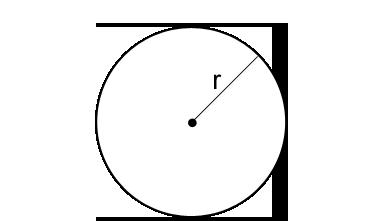 Calculer l'air d'un cercle