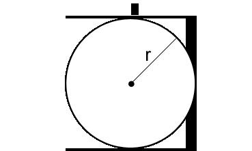 Calculer le périmètre d'un cercle